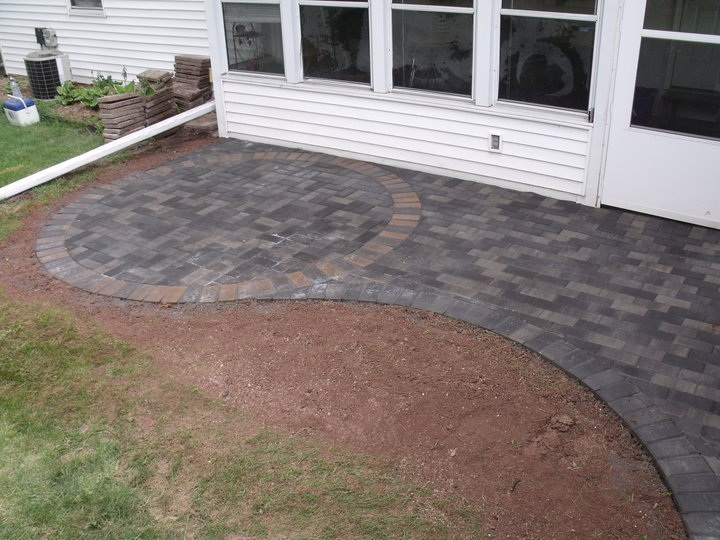 Brick Patios To Fit All Purpose Budget And Size